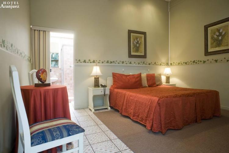 Hotel Aranjuez in San Jose